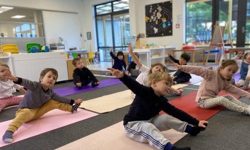 PM - Yoga